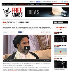 Iraq The outcast liberal cleric