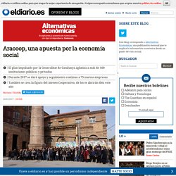 Aracoop, una apuesta por la economía social