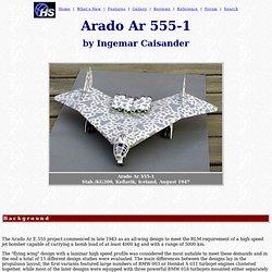 Arado E.555 par Ingemar Caisander (Revell 1/72)