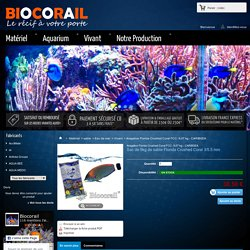 Aragalive Florida Crushed Coral FCC- 9,07 kg - CARIBSEA - Biocorail