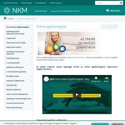 NKM ~ Áram Online Ügyfélszolgálat