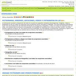 ARASAAC: Zone de Téléchargements