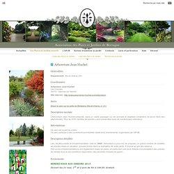 Arboretum Jean Huchet