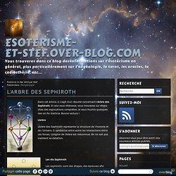 L'ARBRE DES SEPHIROTH - esoterisme-et-stef.over-blog.com