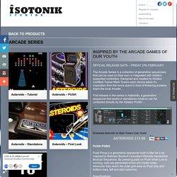 Arcade Series - Isotonik Isotonik