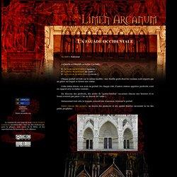 Limen Arcanum - Cathédrale d'Amiens - Façade occidentale