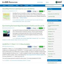ArcGIS Resource Center