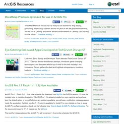 ArcGIS Resource Center