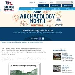 Ohio Archaeology Month Virtual