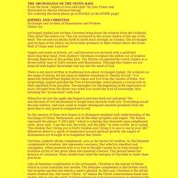 Archangel Jophiel Info