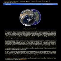 Virtual Globes