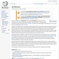 Archdemon