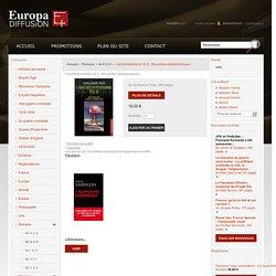L'archéofuturisme V2.0 - Nouvelles cataclysmiques - Europa Diffusion