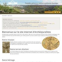 ArchéoJurasites : Accueil