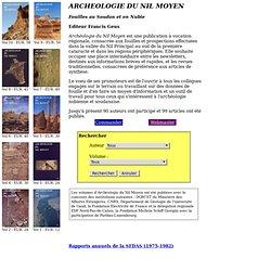 Archéologie du Nil Moyen