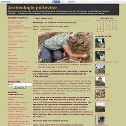 Archéologie. Un cimetière paroissial mis au jour - Archéologie poitevine