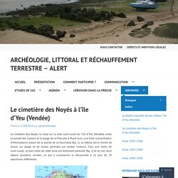 Archéologie, Littoral et Réchauffement Terrestre – ALeRT
