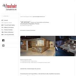 421 - Archéopôle d'Aquitaine - Ad arenas