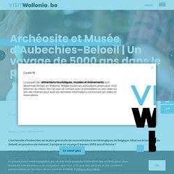 Archéosite et Musée d'Aubechies-Beloeil