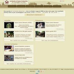 Archéosite et Musée d'Aubechies