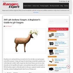 Diy 3D Archery Target: A Beginner's Guide to 3D Targets