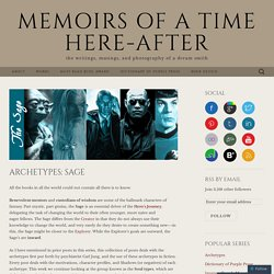 Memoirs of a Time Here-After