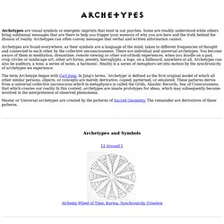 Archetypes & Symbols, Crystalinks