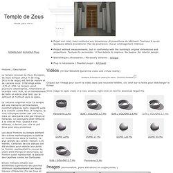 MY ArchiCAD - Temple de Zeus - Olympie