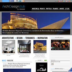Muuuz - Blog Architecture, Design, Trends, Inspiration