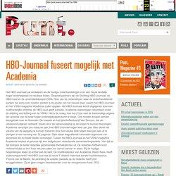 2003 HBO-Journaal fuseert mogelijk met Academia