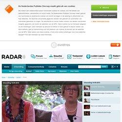 Archief » Uitzending » Radar