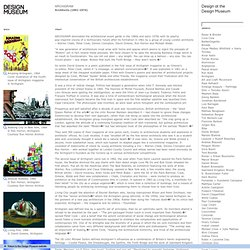 Archigram / - Design/Designer Information