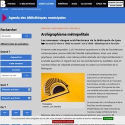 Archigraphisme métropolitain