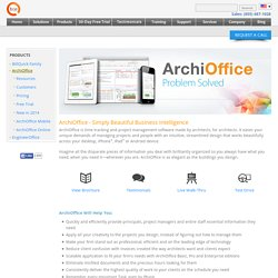 Project Management Software Built for Architects, by Architects