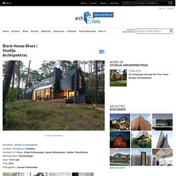 Black House Blues / Studija Archispektras