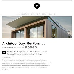 Architect Day: Re-Format