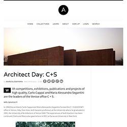 Architect Day: C+S