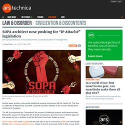 An Updated Analysis: Why SOPA & PIPA Are A Bad Idea, Dangerous & Unnecessary