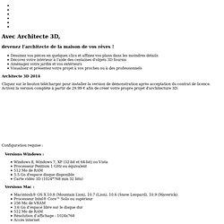 ARCHITECTE 3D 2012 (v15) Silver : Création, Visualisation et Décoration 3D
