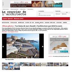 'Les bains de mer chauds', l'architecture par-delà les mots