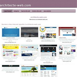 Architecte Web, Architecture PHP | Architecte Web ← Black Syndicate