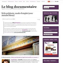 Web architecte, mode d'emploi (Annabelle Roux