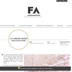 Florence Abballe architecte designer graphisme urbanisme