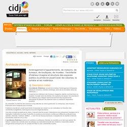 Architecte d'intérieur : études, métier, diplômes, salaire, formation