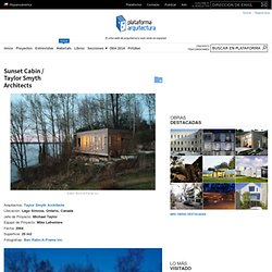 Sunset Cabin / Taylor Smyth Architects
