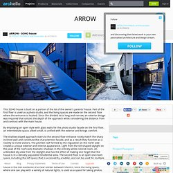 APOLLO Architects & Associates - Project - ARROW