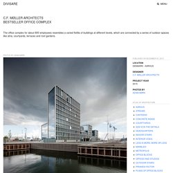 C.F. Møller Architects, Adam Mørk · Bestseller office complex