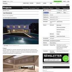 gus wüstemann architects — Los limoneros