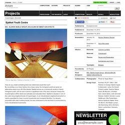BIG - Bjarke Ingels Group, JDS/JULIEN DE SMEDT ARCHITECTS — Sjakket Youth Centre - Divisare by Europaconcorsi