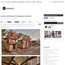 Soe Ker Tie House by TYIN Tegnestue Architects